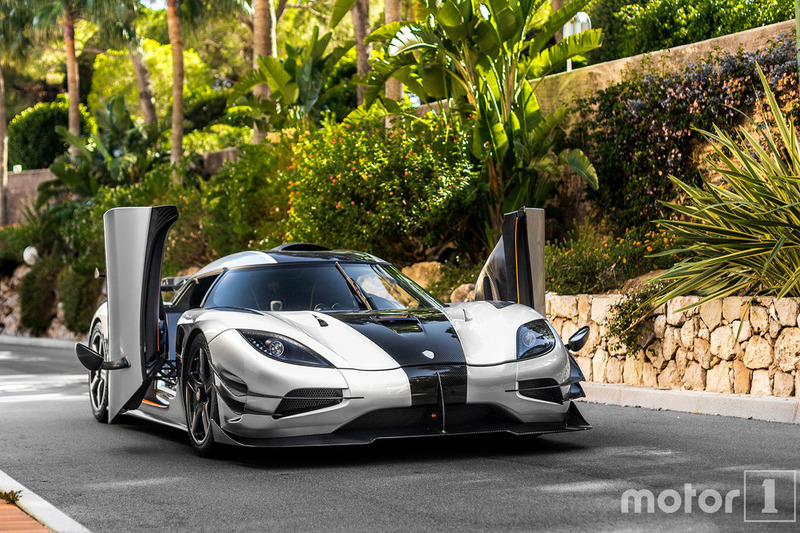 Koenigsegg One:1 Prototype