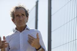 Alain Prost - Renault e.Dams