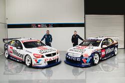 Garth Tander, James Moffat, Garry Rogers Motorsport