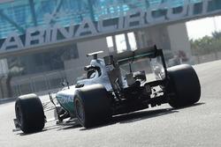 Паскаль Верляйн, Mercedes AMG F1, з шинами Pirelli 2017 року
