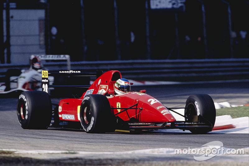 1992: Ferrari F92AT