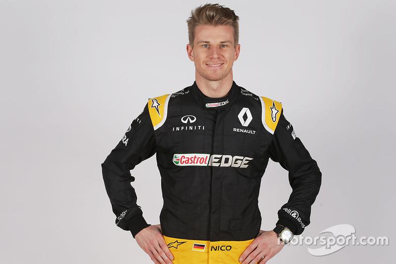 Нико Хюлькенберг, Renault Sport F1 (2017)