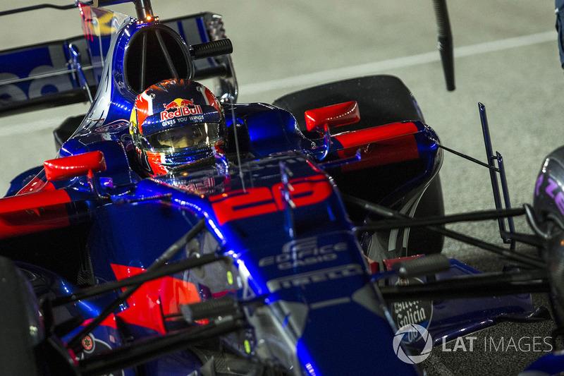 Toro Rosso (noch 2 Cockpits frei)