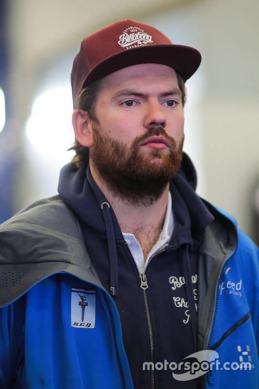 Andreas Simonsen, Scuderia Cameron Glickenhaus SCG003C