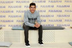Marc Marquez, Pull & Bear colección ropa