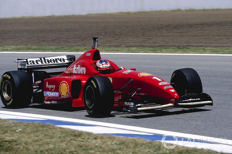 1996: Ferrari F310