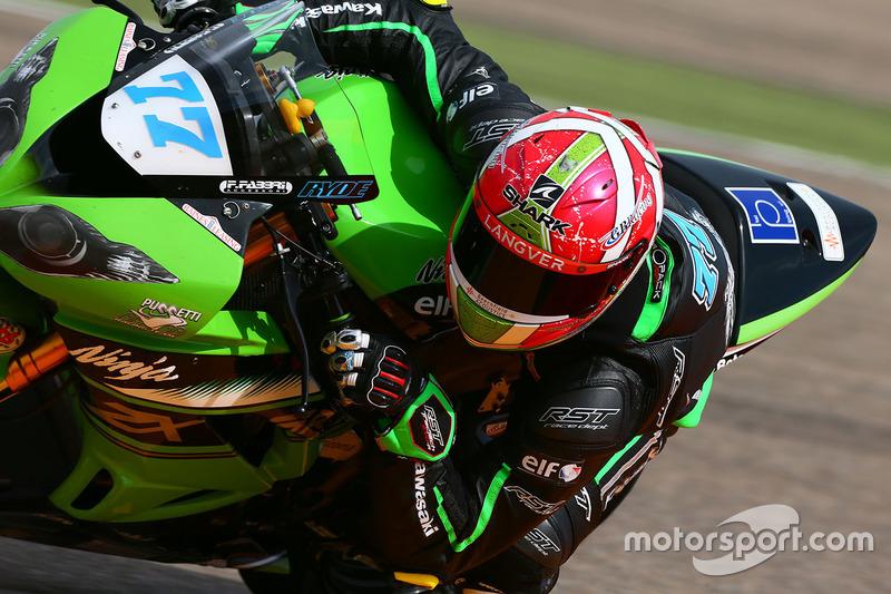 Kyle Ryde, Kawasaki Puccetti Racing
