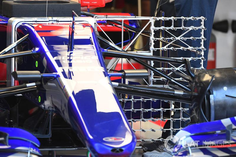 Scuderia Toro Rosso STR12 aero sensör