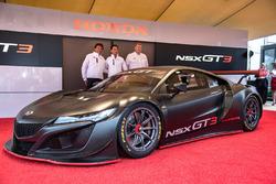 Präsentation: Honda NSX GT3