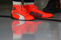 Puma-schoenen van Max Verstappen, Red Bull Racing