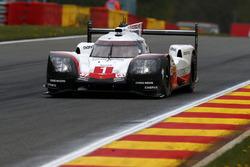 #1 Porsche Team Porsche 919 Hybrid: Ніл Яні, Андре Лоттерер, Нік Танді