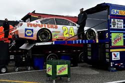 Auto von Chase Elliott, Hendrick Motorsports, Chevrolet