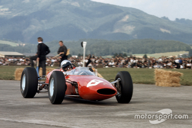 Лоренцо Бандіні (Ferrari) - Австрія, 1964