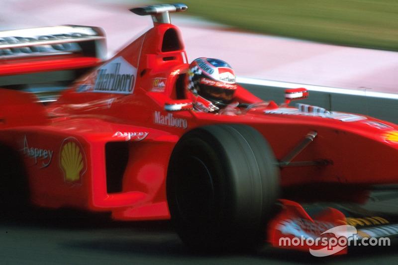 GP do Japão de 1998: o pesadelo de Schumacher
