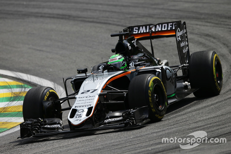 8. Nico Hülkenberg, Sahara Force India F1 VJM09