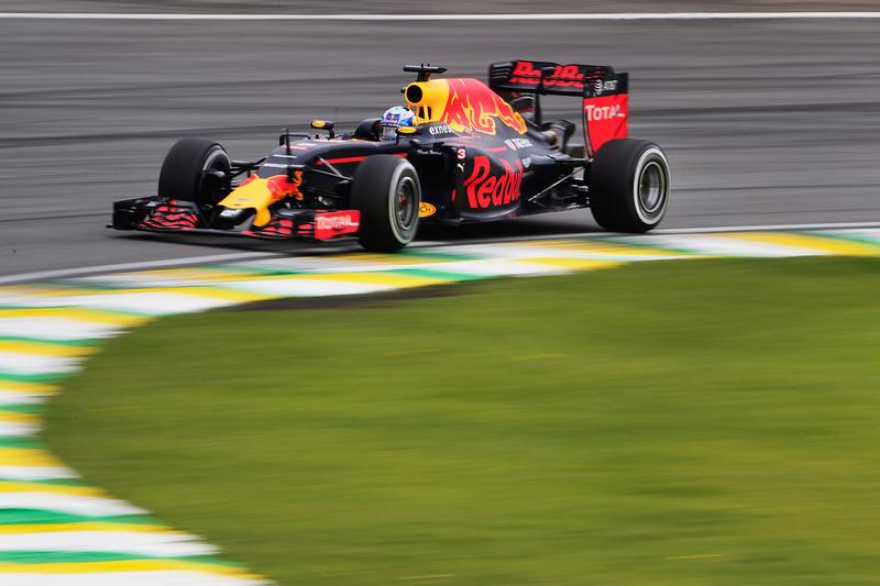 6: Daniel Ricciardo, Red Bull Racing RB12