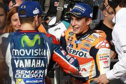 Pole, Jorge Lorenzo, Yamaha Factory Racing, Marc Márquez, Repsol Honda Team