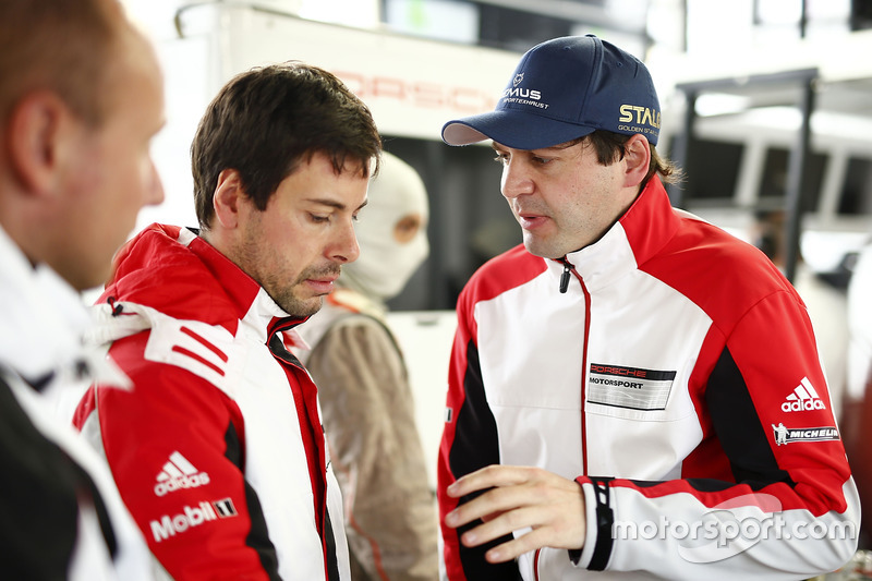 Frederic Makowiecki, Richard Lietz, Porsche Team North America