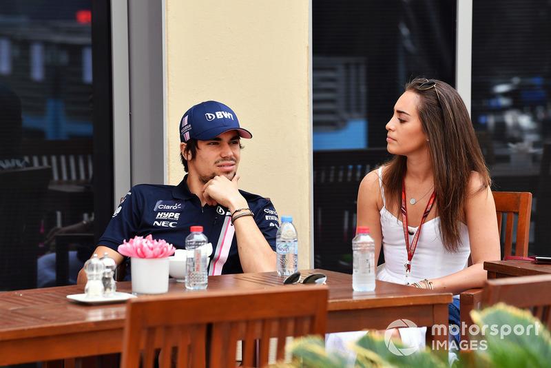 Ленс Стролл, Racing Point Force India F1