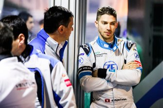 Edoardo Mortara, Venturi Formula E in the garage
