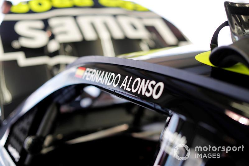 Fernando Alonso, NASCAR