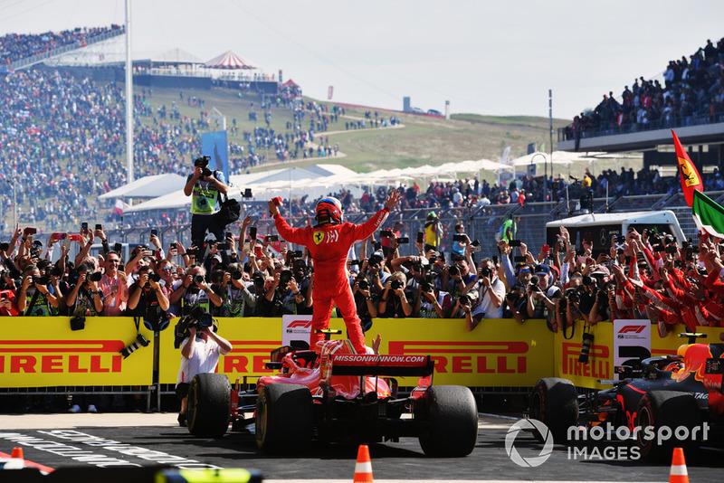 Победитель Кими Райкконен, Ferrari