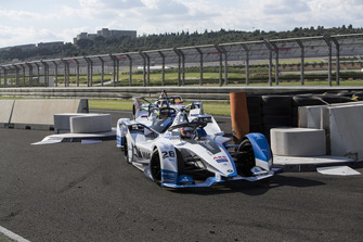 Alexander Sims BMW I Andretti Motorsports, BMW iFE.18, Antonio Felix da Costa, BMW I Andretti Motorsports, BMW iFE.18