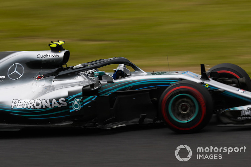 Valtteri Bottas, Mercedes AMG F1 W09 EQ Power+