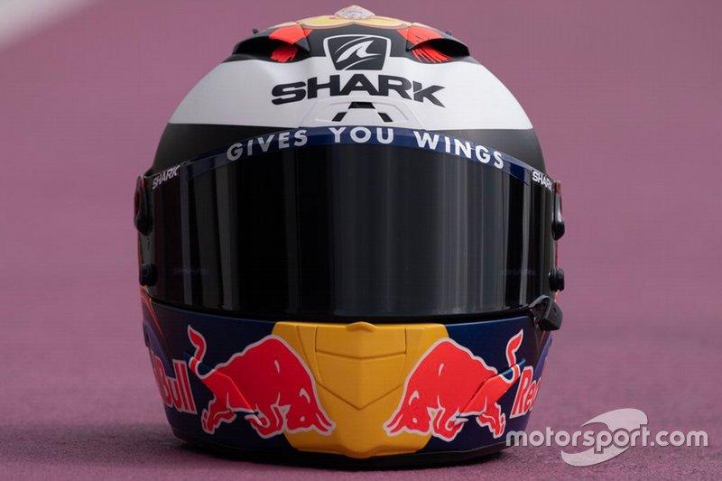 Le nouveau casque de Jorge Lorenzo