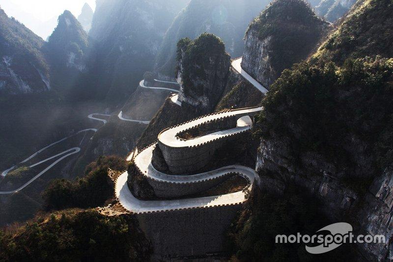 Volkswagen I.D. R Tianmen unveil