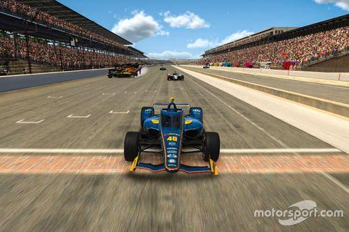 Indycar iRacing Challenge 6. Ayak