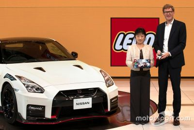 Lego announce GT-R release