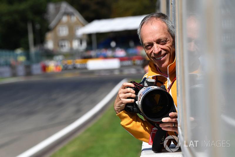 Mark Thompson, Fotografer