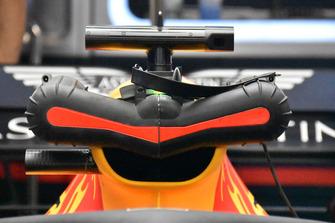 Red Bull Racing motor koeling