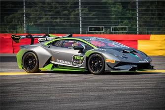 Lamborghini Huracán Super Trofeo Evo 10th Edition