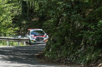 Marco Pollara, Giuseppe Princiotto, Peugeot 208 T16, Peugeot Sport Italia