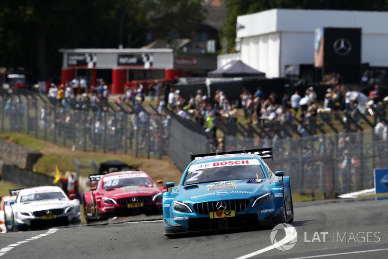 01. Gary Paffett, Mercedes-AMG Team HWA, Mercedes-AMG C63 DTM