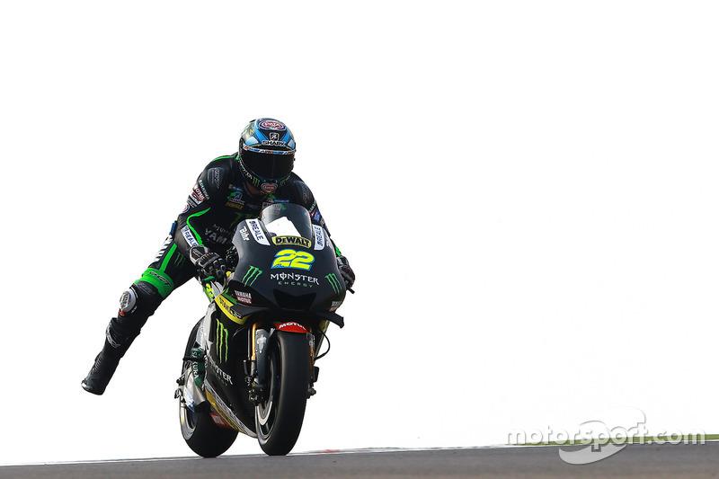 21. Alex Lowes, Tech 3, Yamaha