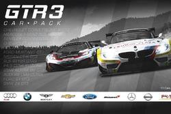 RaceRoom, GTR3 araç paketi