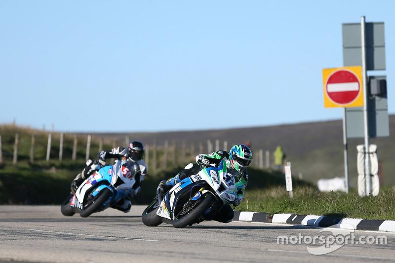 Michael Sweeney, MJR Racing Kawasaki