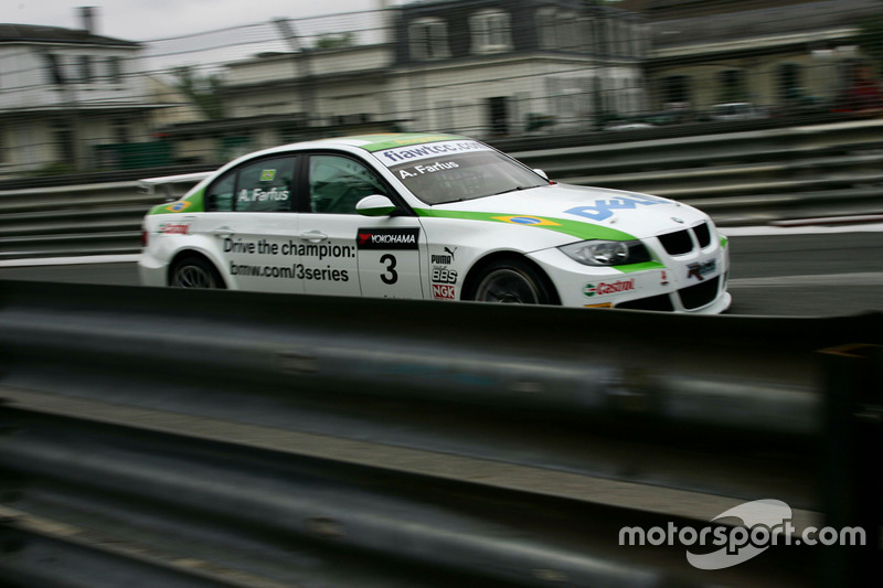 WTCC-Qualifying in Pau
