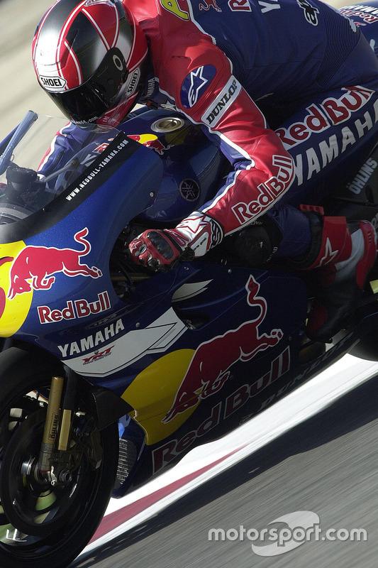 Alex Hofmann, Honda Pons