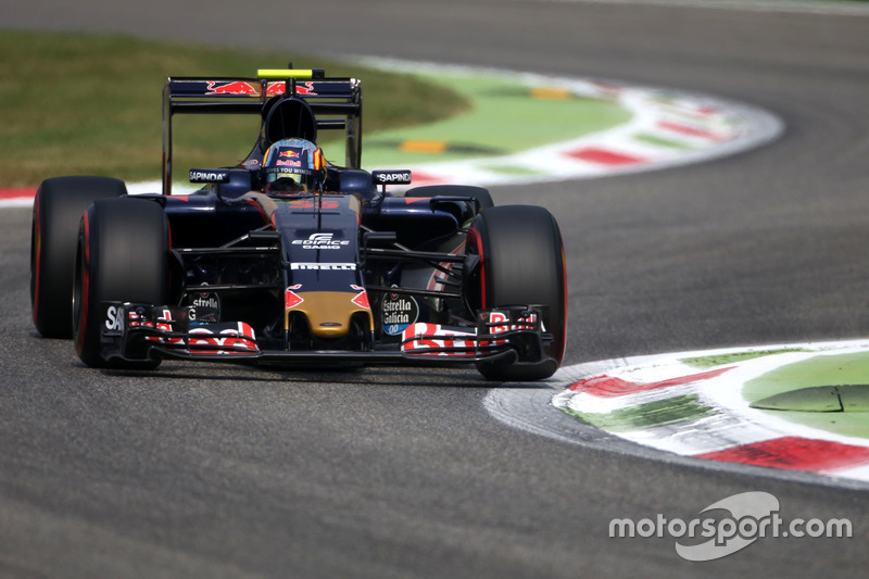 15. Carlos Sainz Jr., Scuderia Toro Rosso