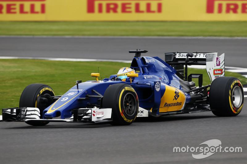 Ausgefallen: Marcus Ericsson, Sauber C35