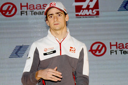 Conferencia Esteban Gutiérrez. Haas F1 Team