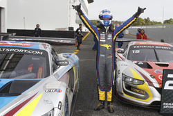 Race winner #9 Team Marc VDS Renault RS01: Fabian Schiller