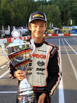 DJKM-Champion Dennis Hauger