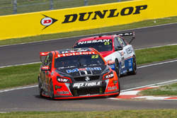 James Courtney and Jack Perkins, Holden Racing Team