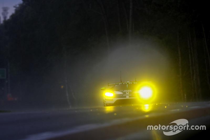 #66 Ford Chip Ganassi Racing Ford GT: Олів'є Пла, Штефан Мюке, Біллі Джонсон