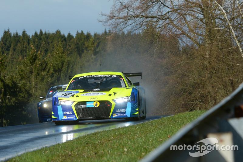 #16 Twin Busch Motorsport, Audi R8 LMS
